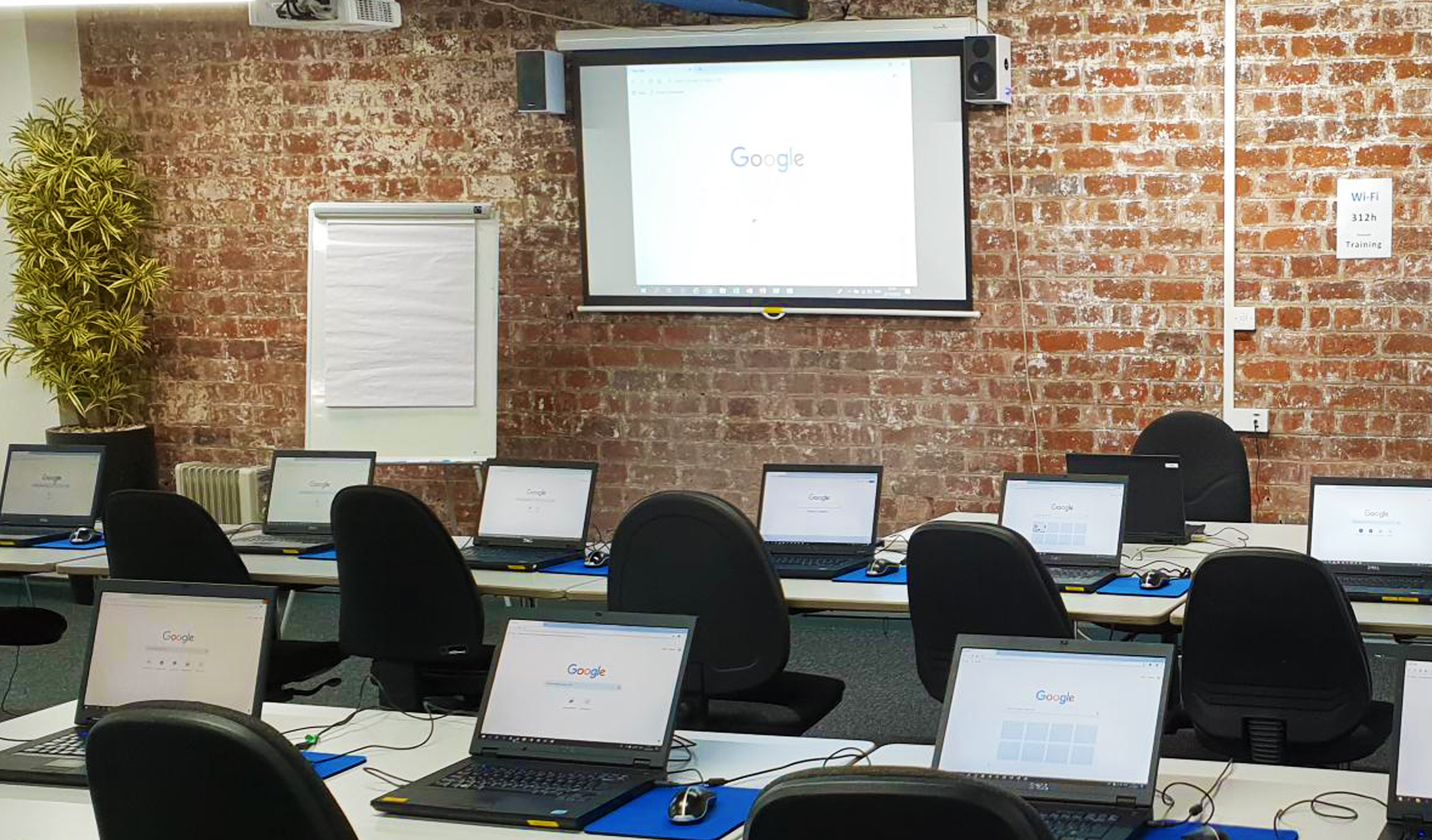 Glasgow IT Training Room Hire